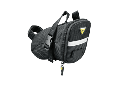 Topeak Aero Wedge Pack - Sadeltaske med stropper - Str. Small - 0,66 liter