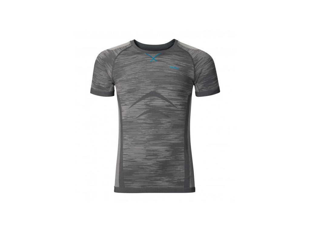 Odlo Evolution Light Blackcomb - Basis t-shirt - Grå