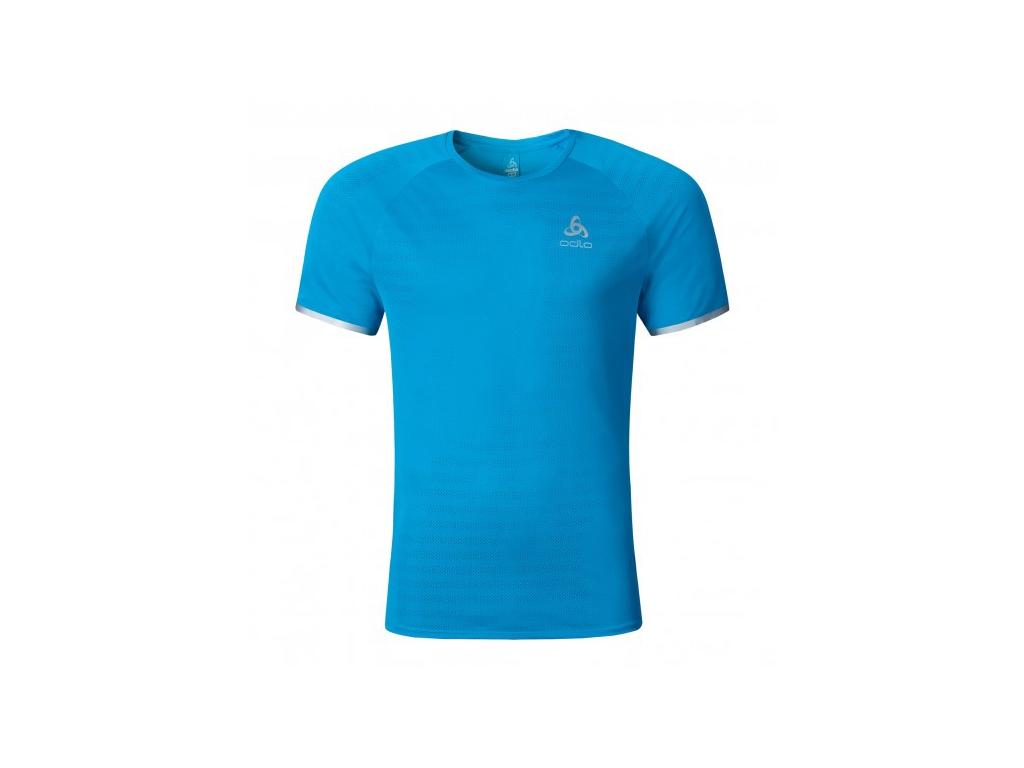 Image of   Odlo - Yocto - Løbe t-shirt - Herre - Blå - Str. S