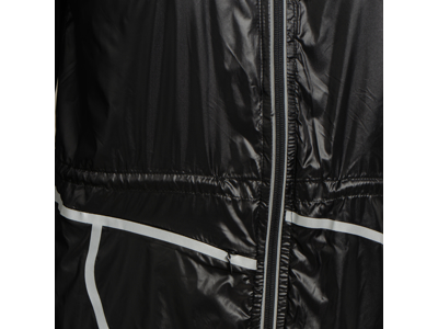 Diadora L. Wind Jacket - Løbejakke Dame - Sort