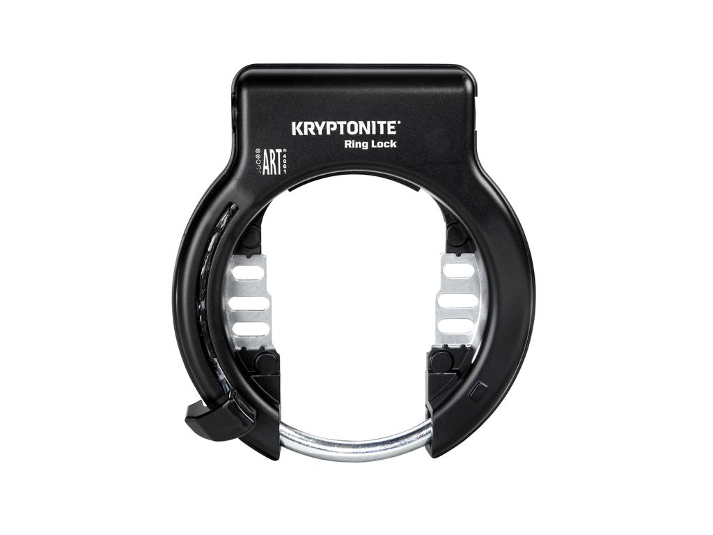 Kryptonite Ramlås - Retractable med Plugin - ART2 SSF