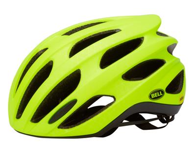 Bell Formula Mips - Cykelhjelm - Neon gul/Sort