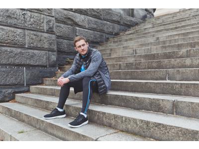 Trespass Rockmond - Fleece jakke - Sort/grå