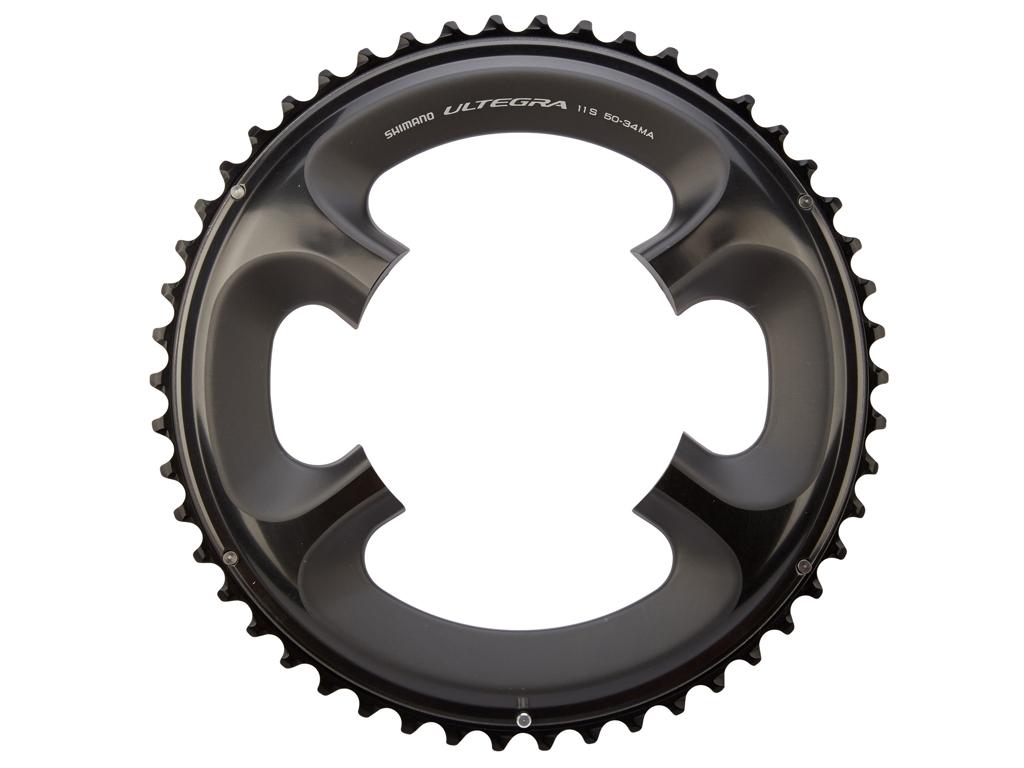 Shimano Ultegra FC-R8000 - 52 tands klinge - MT gearing (52-36) thumbnail