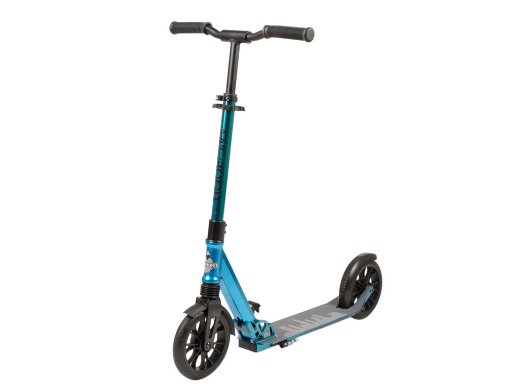 Image of   My Hood Urban Flex 200 - Løbehjul til børn og voksne - Grøn