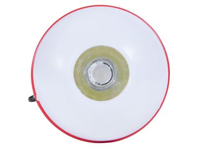 Trespass Glow Worm - Teltlampe LED - Rød
