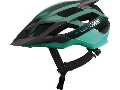 Abus Moventor - Cykelhjelm - Grøn