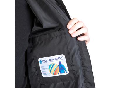 Trespass Blustery - Polstret jakke - Sort
