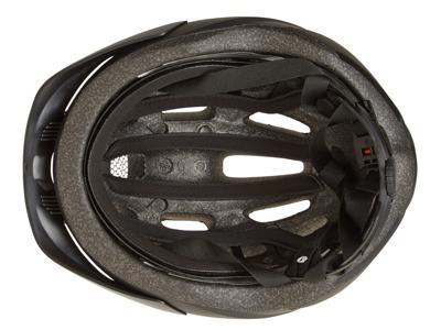 Giro Hale Junior - Cykelhjelm - Str. 50-57 cm - Mat Sort