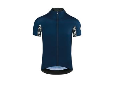 Assos Mille GT Short Sleeve Jersey - Cykeltrøje - Blå