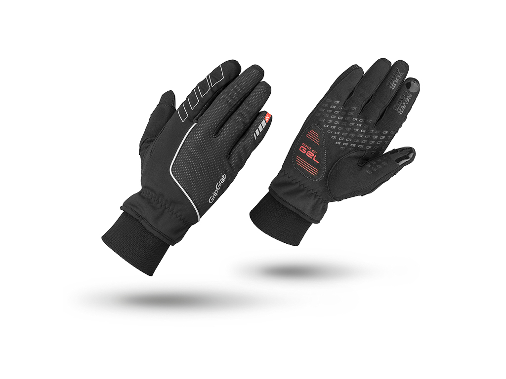 Image of   Cykelhandsker vinter GripGrab Windster str. M (9)
