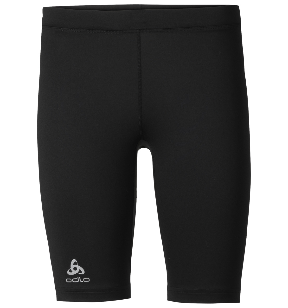 Odlo herre tights lange - Sliq Active Run - Sort | Bukser