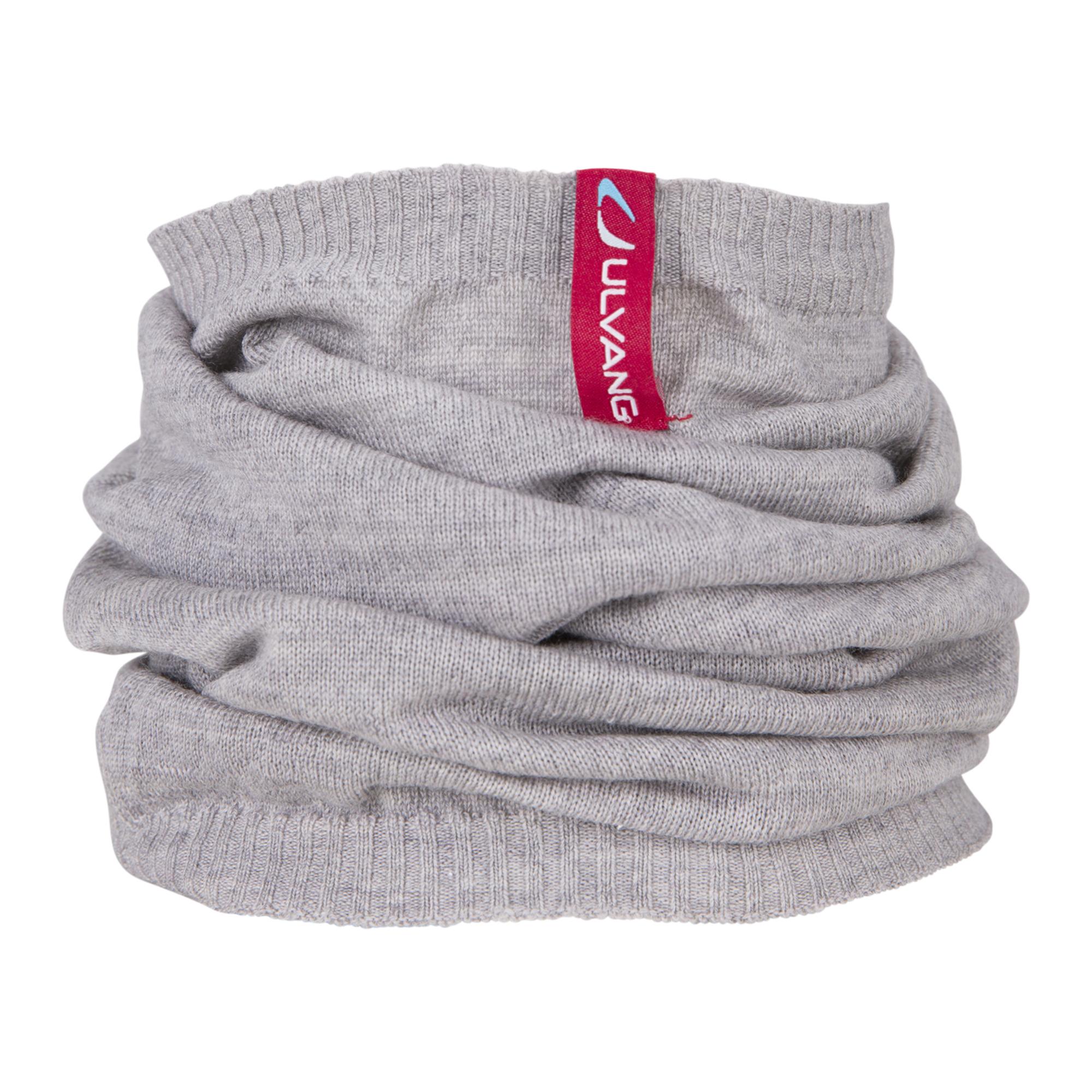 Ulvang Rim Headover - Uld halsedisse - Grå - One Size | Headwear