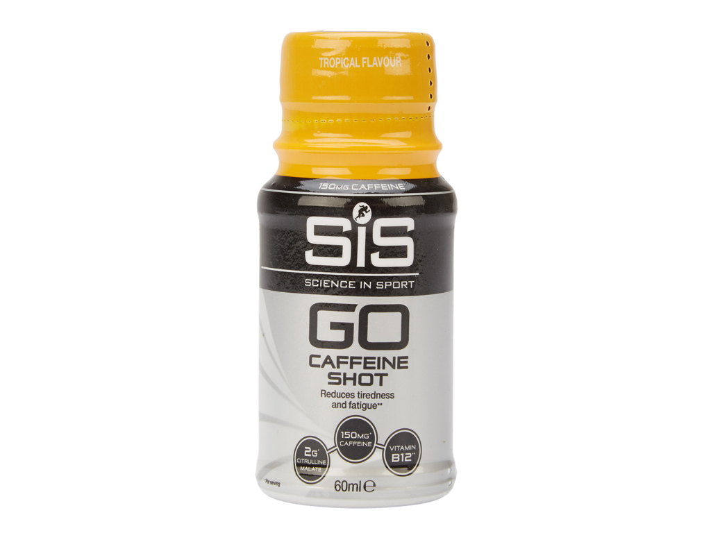 SIS GO - Koffein Shot - Tropical - 60ml - 1 stk thumbnail