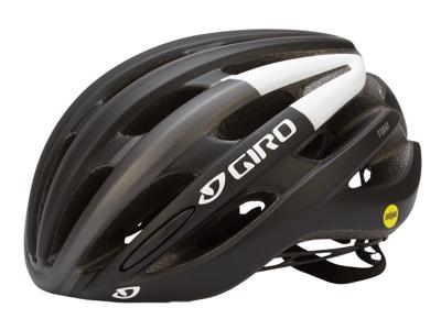 Giro Foray MIPS - Cykelhjelm - Mat Hvid/Sølv