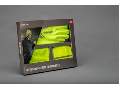 GripGrab Multipack - HI-VIS