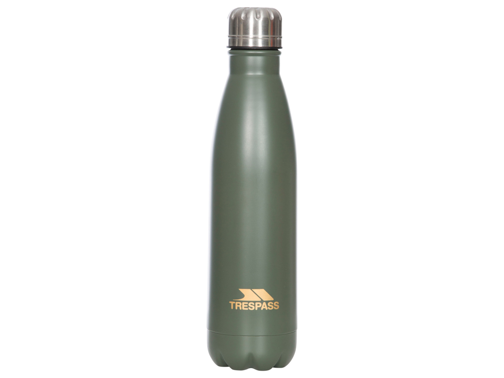 Image of   Trespass Caddo - Aluminiums Termoflaske - 500ml - Oliven