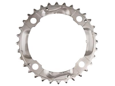Shimano Deore klinge - 32 tands sølv - Type FC-M532 - 9 gear