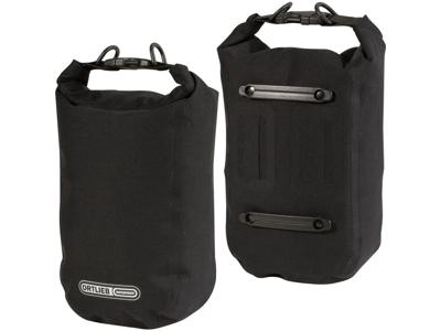 Ortlieb yderlomme - 1 x 3,2L eftermonteres på Ortlieb tasker - Sort