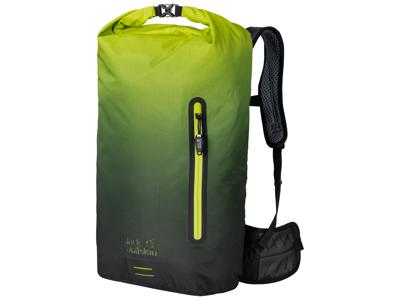 Jack Wolfskin Halo 26 - Rygsæk - 26 liter - Lime