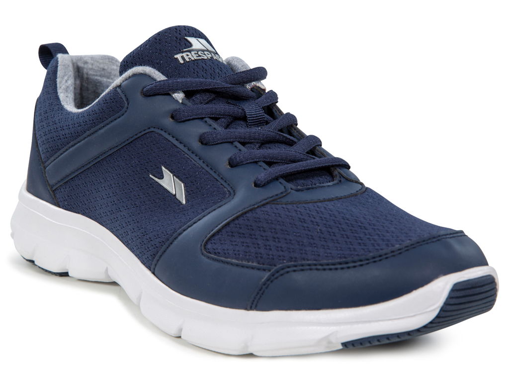 Image of   Trespass Chasing - Sportssko med memory Foam - Hr. Str. 40 - Navy