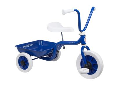 Trehjulet sykkel Winther Blå