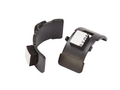 Shimano adapter - Mellemstykke til forskifter med klampe - Til 28,6 mm stelrør