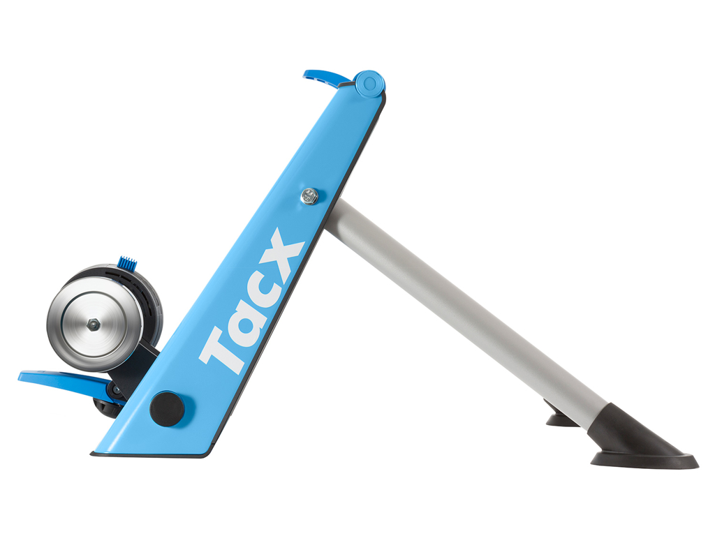 Tacx Blue Matic hometrainer - 10 trins justerbar magnet modstand thumbnail
