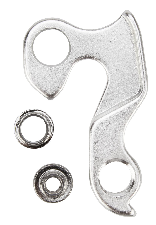 Geardrop type GH-117 - Sølv | Derailleur hanger