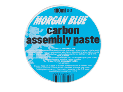 Morgan Blue Carbon Assembly Paste - Til montering af carbondele - 100ml
