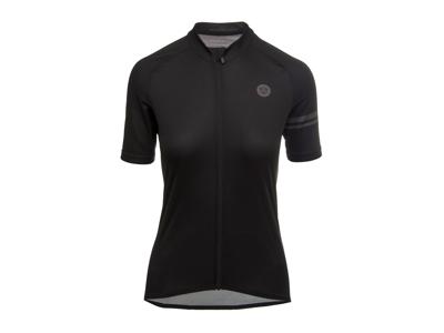 AGU Jersey SS Essential - Dame cykeltrøje - Sort