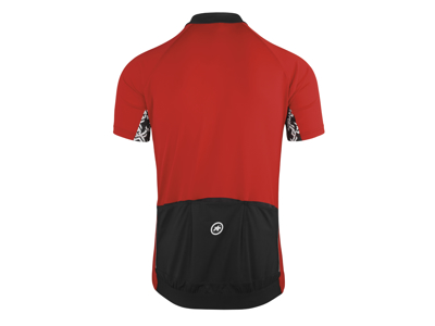 Assos Mille GT Short Sleeve Jersey - Cykeltrøje - Rød