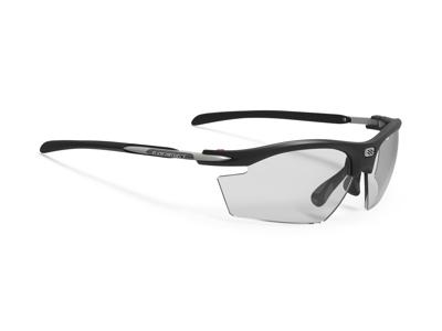 Rudy Project Rydon - Løbe- og cykelbrille - Impactx Photokromisk 2 Black Linser - Matsort