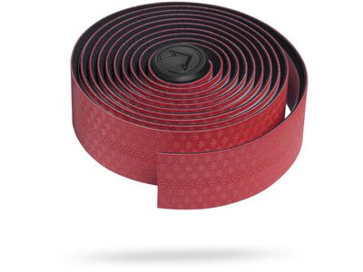 PRO - Styrbånd Race Comfort - Rød - Silikone bagside