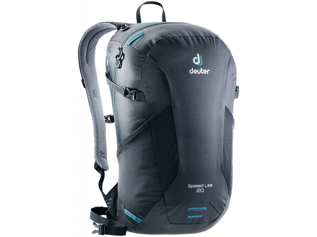 Image of   Deuter Speed Lite 20 - Rygsæk - 20 liter - Sort