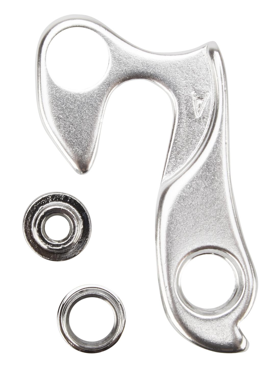 Geardrop type GH-033 - Sølv | Derailleur hanger