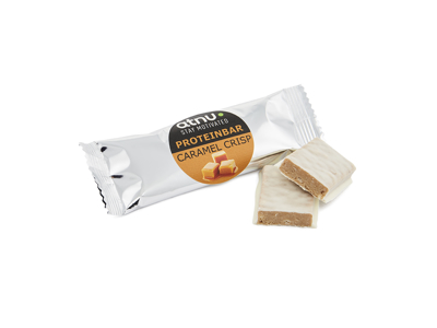 Atnu Snackproteinbar - Caramel crisp - 35 gram