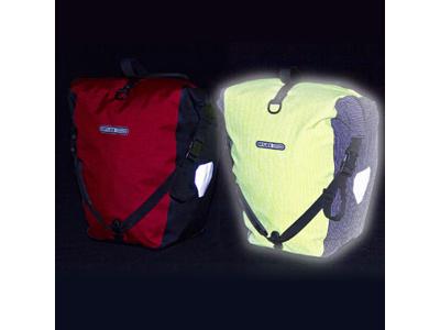 Ortlieb Back-Roller High Visibility - Gul/Svart - 20 liter