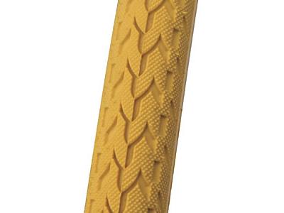 Foldedæk 700 x 24c Duro Fixie gul