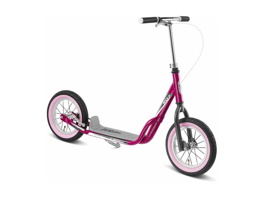 Image of   Puky R 07 L - Løbehjul til børn fra 110 cm - Pink