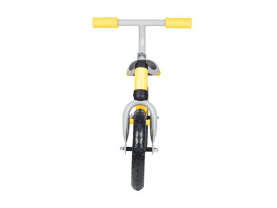"""Kinderline II - Løbecykel - Med 12"""" EVA foam dæk - Gul"""
