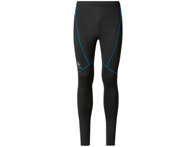 Odlo herre lange tights - Fury - Graphite grey - Str. XXL