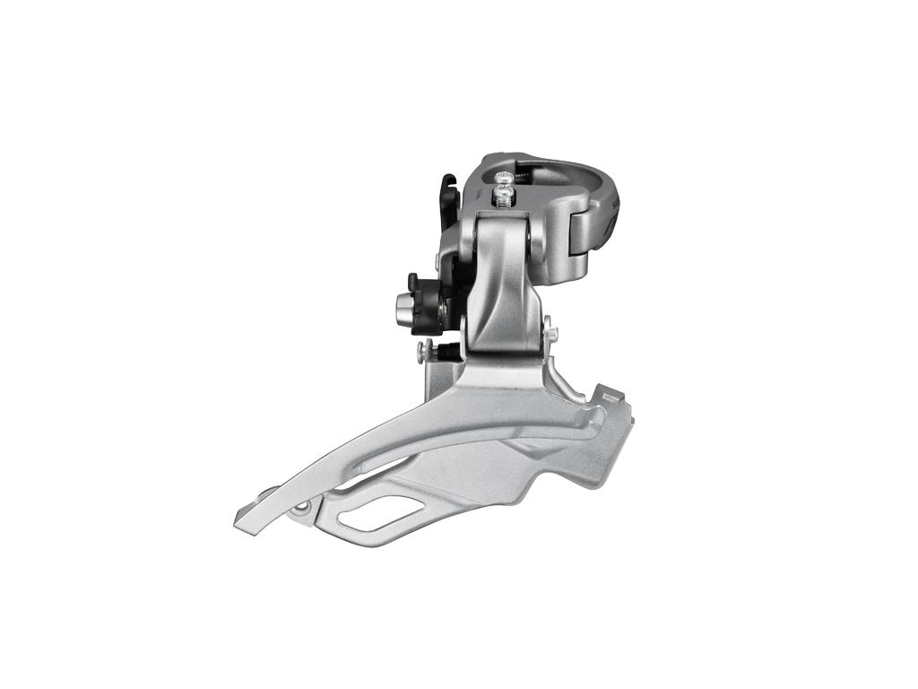 Image of   Shimano Alivio Forskifter FD-T4000 DS 3 x 9 gear til sadelrørs montering