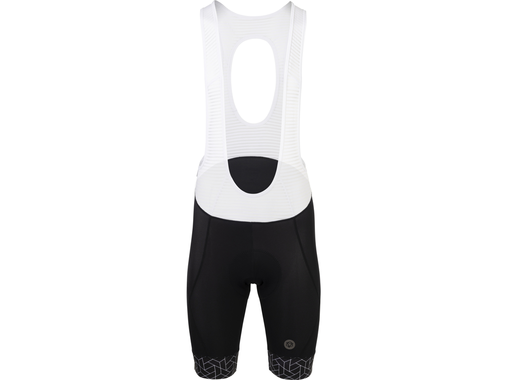 Image of   AGU High Summer Bibshort - Cykelbuks med pude - Sort - Str. M