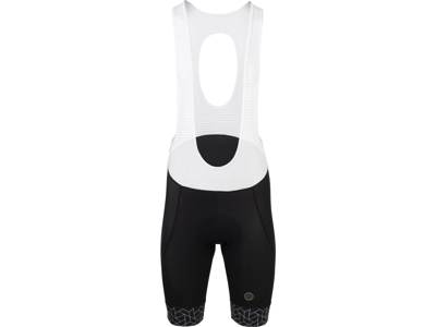 AGU High Summer Bibshort - Cykelbuks med pude - Sort - Str. L