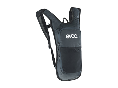 EVOC CC - Cykelryggsäck 2L - Svart - inkl. Vattenbehållare
