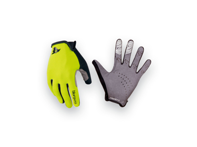 Bluegrass Magnete Lite - MTB handsker - Hi-Vis gul/sort