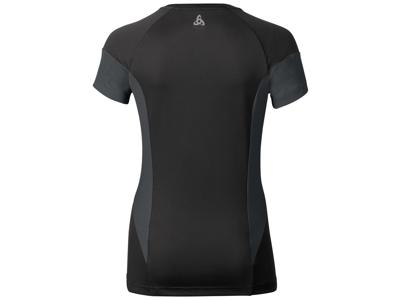 Odlo dame T-shirt - Versilia - Graphite grey