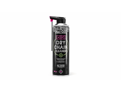 Muc-Off E-Bike Dry Chain cleaner - kæderens til El-Cykler - 400 ml