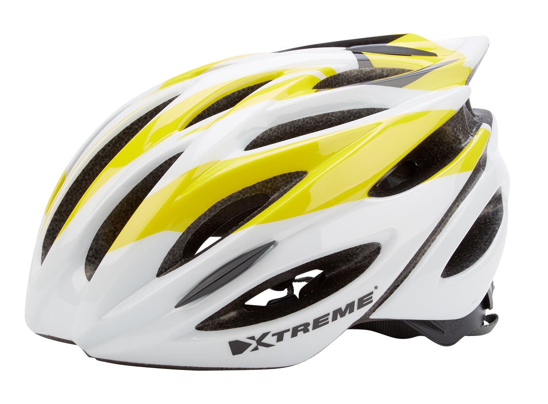 Xtreme - Cykelhjelm X-OTW - Str. 55-60 cm - Gul | Helmets